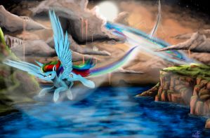 The last rainboom by Vinicius040598