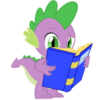 Spike's Watching You by Noah-x3