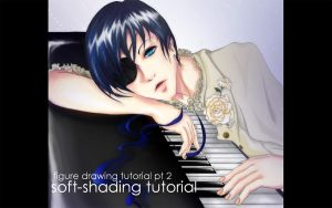 Soft-shading Tutorial by shinkui