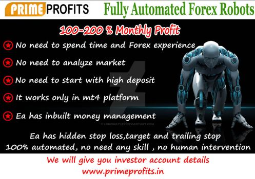 100 no loss forex ea (robot)