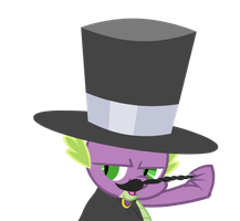 Evil Spike Vector by Issyrael