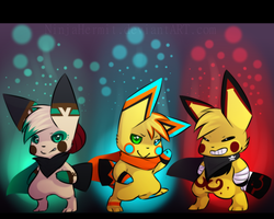 .:We are the Heroes:. by NinjaHermit