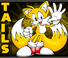 Tails the Fox by Mephilez