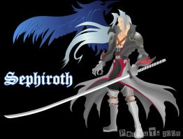 Sephiroth by AreYoU