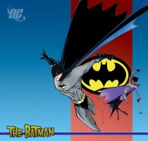 the batman by the-tracer