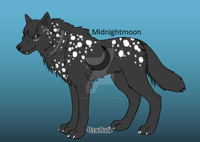 Midnightmoon by The-Lady-Lune