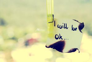 36of365 - I will be ok... by LarkuccH