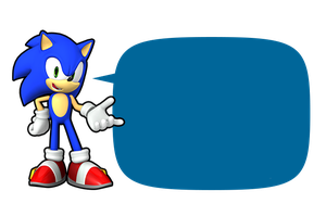 Sonic talk by hedgehognetworks
