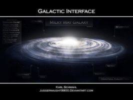 Galactic Interface by Juggernaught9900