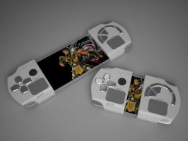 Psp Redesign by XdesignsIllusion
