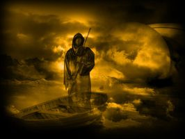 The Ferryman by maggie-me