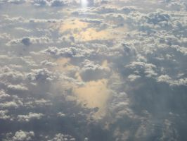 Plane clouds 27 by Party-Hat-Cat