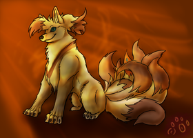 Niner the Kitsune by SiscoCentral1915
