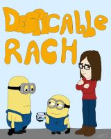 Despicable Rach by ArchXAngel20