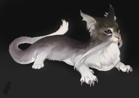 Young Dragon by Smirtouille