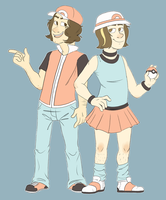 pokegrumps by pkstarst0rm