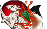 Set the Okami Free! by Myrad