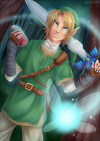Link by Little-Miss-Boxie
