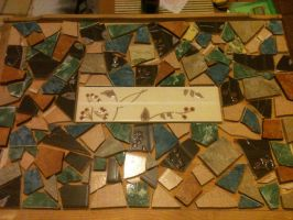 table mosaic by nightorchide