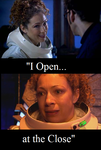 River Song: I Open at the Close by Inufan330