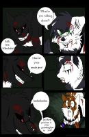 Morph Blood - Your Weakness - Pg 1 by M0LTEN-R0SE