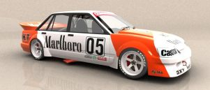 Peter Brock Commodore pt2 by motionmedia