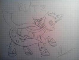 Blitz Shadow future style by riky9797