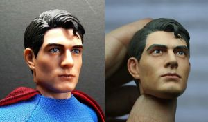 Superman Returns - repaint 3 by DarrenCarnall