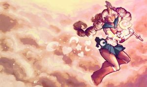 sailor soraka by neodalion