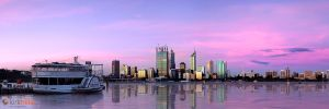 New Perth Skyline by Furiousxr