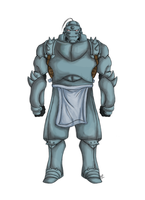 Alphonse Elric by RedVinesareHappiness