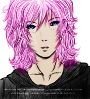 Marluxia by Anarth