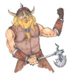 Viking by Some1tookmyname