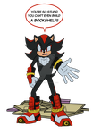 Boom Shadow Has No Chill by SallyVinter