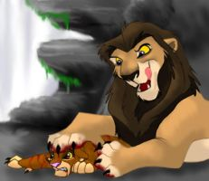 Cannibal King by stuffed