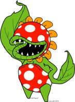Petey Piranha by deathsun