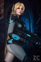Nova from Heroes of the Storm by ZyunkaMukhina