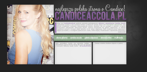 candice accola design by xoxoes