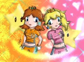Strikers Super Stars by SweetNLoewy