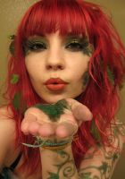 Poison Ivy Glamour by DecayedxElegance