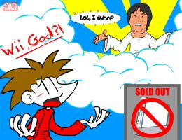 Wii, God? WIIIIIIIIII by Dagmar-NEO