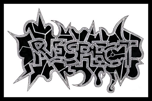 Respect by krazykarl