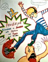 PewDie and Friends by MyLovelyHandgrenade