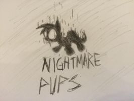 NIghtmare Pups thing by ProfessionalPuppy