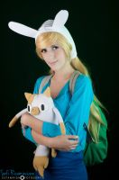 Fionna and Cake by ricominciare