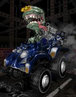 missing ed roth by MattHansel