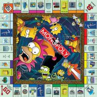 Monopoly The Simpsons Treehouse of Horror Edition by JDWinkerman