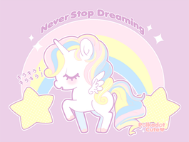 Never Stop Dreaming by Pijenn