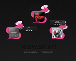 KawsKad For CAD by d1ckies