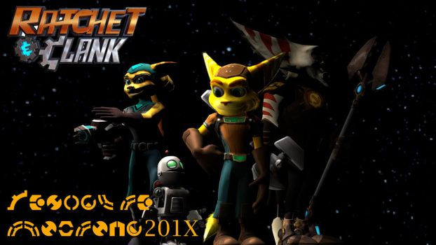 Ratchet and Clank Movie by GeneralRatchet